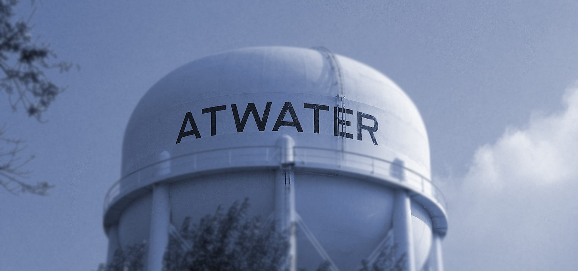 Atwater Water Tower