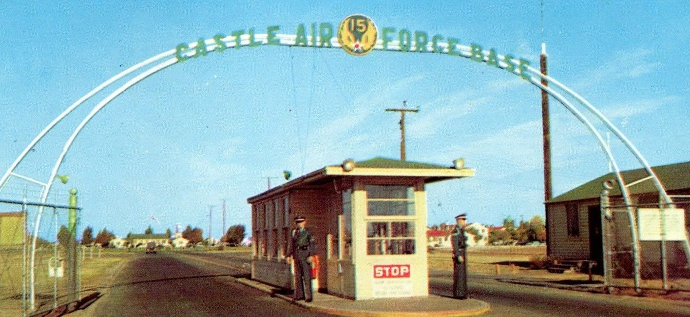 Castle Air Force Base