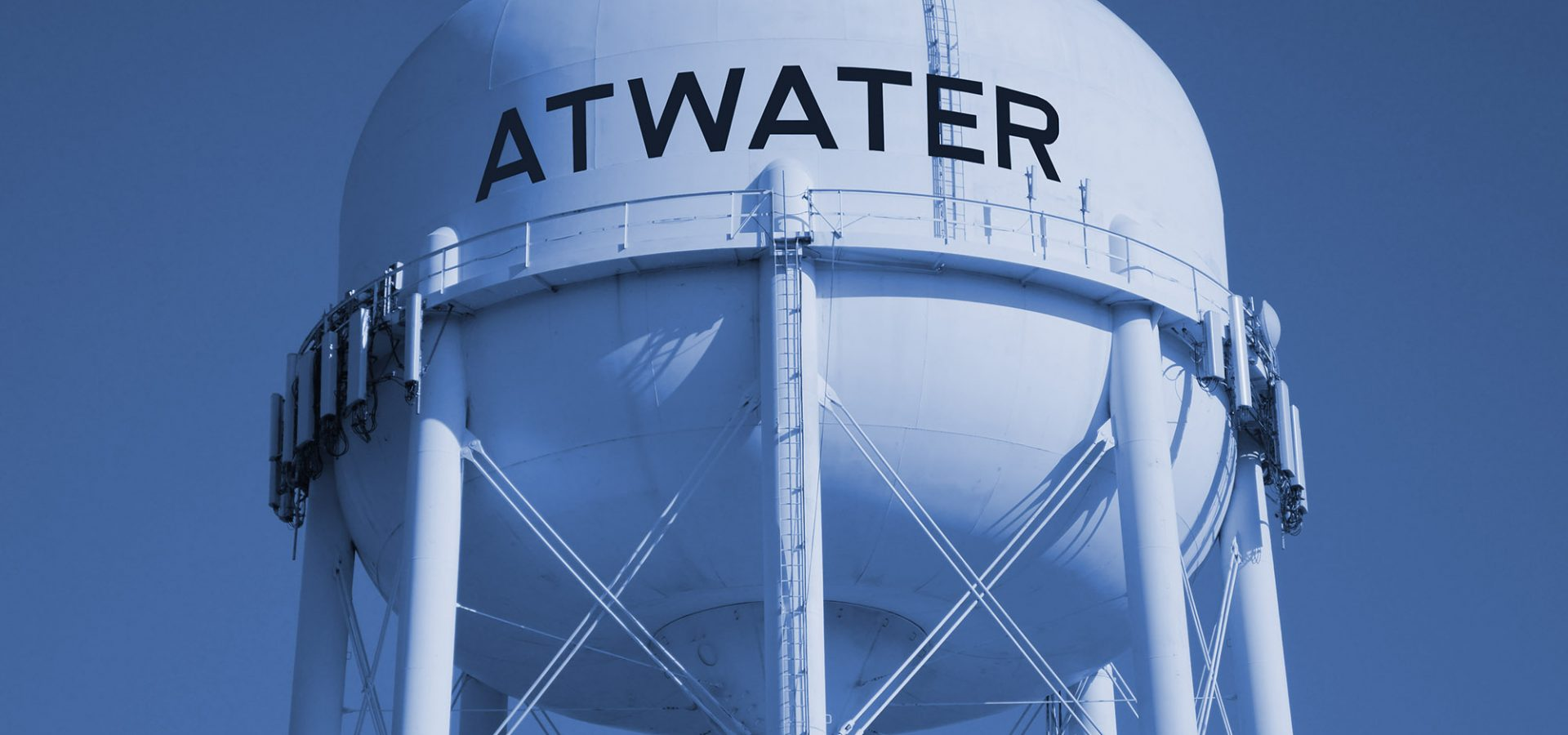 City of Atwater Water Tower